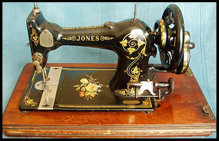 Jones FCS Type 2 ..... www.sewmuse.co.uk ... # 5.155