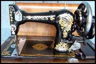 Jones FCS Type 11 .................................. # 519.689