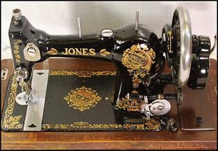 Jones FCS Type 12 ............................... # B 592.588