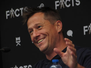Corin Nemec at FACTS convention