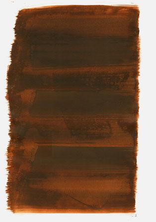 """Josefine Winter, Memorial 11"", 2020, 48 x 36cm"