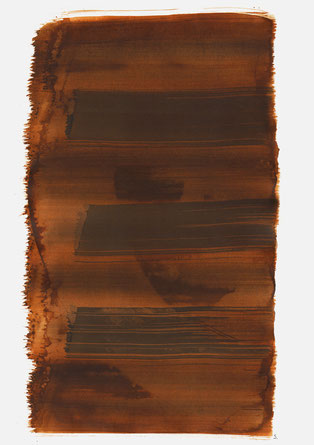 """""""Franz Eugen Klein, Memorial 07"""", 2020, 48 x 36cm"""