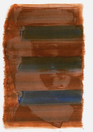 """Ernst Emanuel Bachrich, Memorial 11"", 2020, 48 x 36cm"