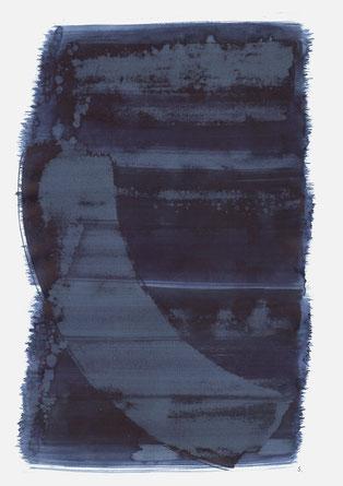 """Richard und Siegfried Fall, Memorial 11"", 2020, 48 x 36cm"