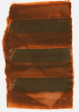 """""""Marcel Tyberg, Memorial 05"""", 2020, 48 x 36cm"""