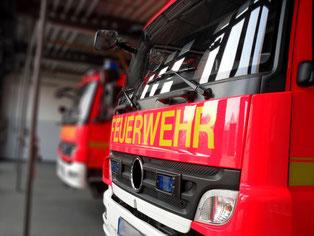 Feuerwehrkrawatten