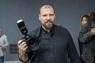 Михаил Веселов, главный редактор сайта Deafmos и газеты «Мир глухих»,