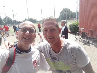Tom Kleine und Frank Mayer