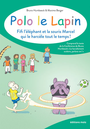 Polo le lapin, bruno Humbeeck, Maxime Berger