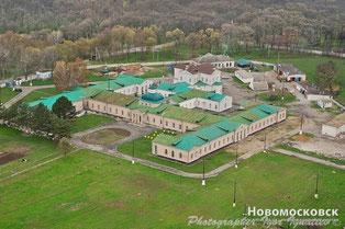 Свято-Николаевский пустынный монастырь