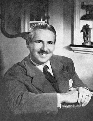 Carlos Prio Socarrás, presidente cubano.