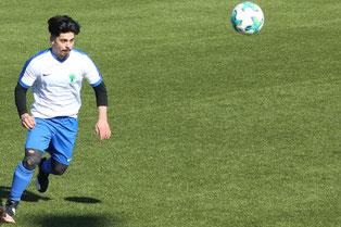 Isthemian Togöz mit 2 Treffern erfolgreich