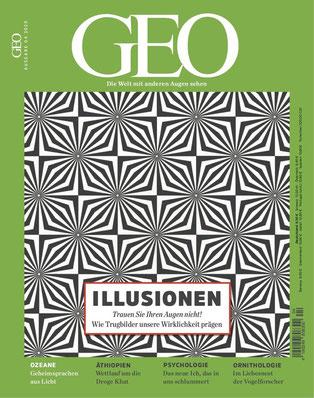 GEO Illusionen - Trauen Sie Ihren Augen nicht - Die besten Magazine und Zeitschriften