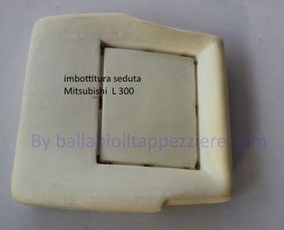 Imbottitura sedile mitsubisci L 300 ,By ballabioiltappezziere.com