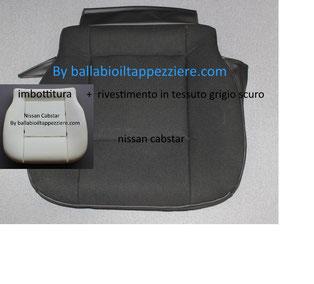 Ricambio seduta nissan cabstar I Serie By ballabioiltappezziere
