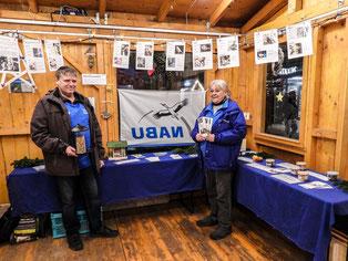 Bei der Ausstellung gab es viel zu entdecken. - Foto: Kathy Büscher