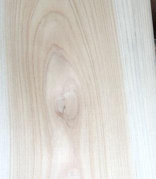 ヒノキ板目