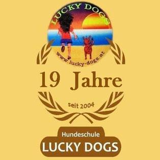 LUCKY DOGS - positive Hundeerziehung seit 2004