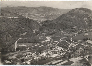 La Chapelle du Bard, un village comptant près de 1000 vaches au début du XXième siècle