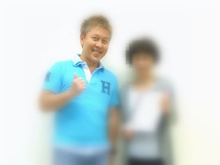 with Mrs.Makoto (2015-07-19)