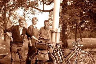 Hans Stellmann, Marlies und ihr Bruder Hans