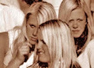 schwedische Mädchen bei Italienern sehr beliebt