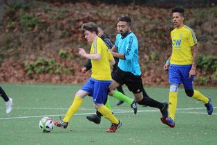 Philipp Zilles wird aus beruflichen Gründen am Sonntag fehlen (Foto: 1. FC Solingen Media Team)
