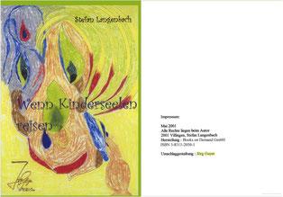 """Buch """"Wenn Kinderseelen reisen"""""""