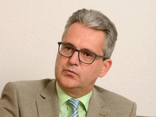 Dietrich Birk, der Geschäftsführer des VDMA. Foto: Bernd Weißbrod/Archiv