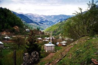 Chulo - das letzte Dorf vor dem 2.450 m hohen Pass-Pbergang
