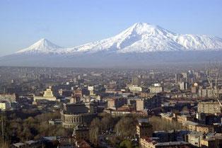 Stadt Eriwan / Armenien (Quelle: welt.de)