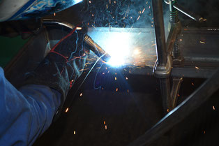 Welding, Fabrication, Steelwork, Mig, EN1090, Macdonald, Engineering, Services