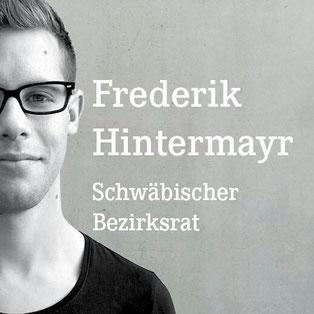 Frederik Hintermayr, DIE LINKE.