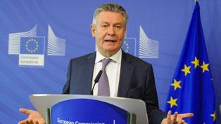 © AFP || EU-Handelskommissar Karel De Gucht