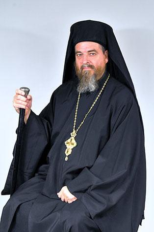 Archimandrite Gabriel, abbé du monastère saint-nicolas