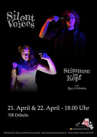 Silent Voices - Stimmen im Kopf