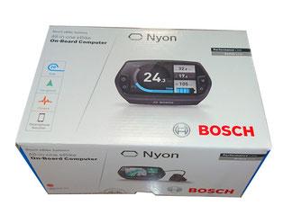 Sonderpreise auf das Bosch e-Bike Display / Bordcomputer Nyon in der e-motion e-Bike Welt Aarau-Ost