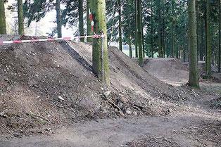 Mountainbike-Park Hürtgenwald Bike-Park Bike Park NABU Düren