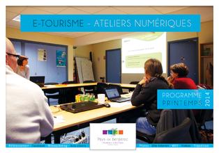 programme des ateliers numériques du printemps 2014
