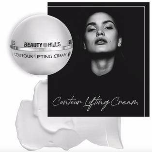 Beauty Hills, Kosmetik, Hautstraffung an Kinn Wangen und Augen, sanftes Botox, Contour Lifting Cream