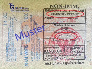 Re-Entry Permit