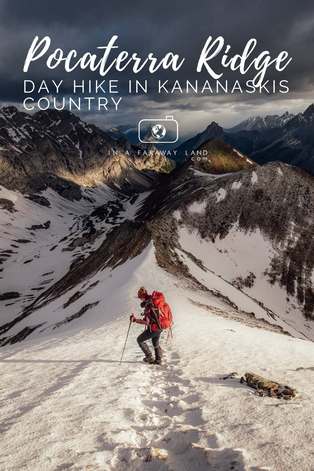 My personal recount on hiking along the Pocaterra ridge in the Kananaskis country in Canada. The post includes helpful tips and information about the hike.