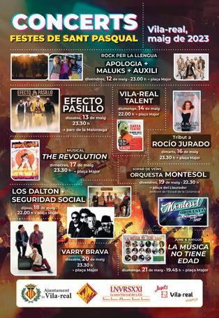 Fiestas en Villarreal Fira i Festes de Sant Pasqual