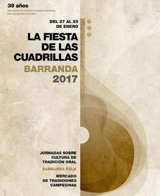 Fiesta de las Cuadrillas en Barranda, Caravaca de la Cruz
