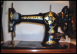 Jones FCS Type 2 .... www.needlebar.org .......... # 595
