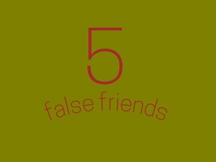 false-friends-englisch-deutsch