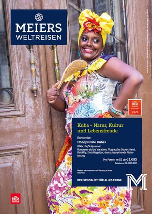 Meiers Weltreisen, Special Deal für Young Traveller
