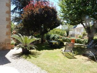 Gîte La Grange 6 personnes coté Jardin