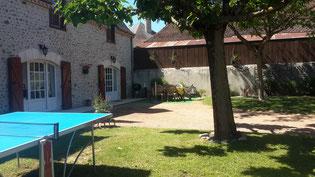Gîte La Grange 46G 12526 (côté Cour)