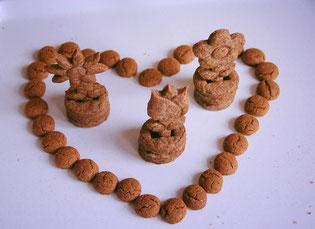 Pepernoot 3D koekjes